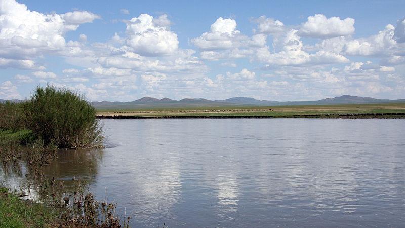 river kherlen