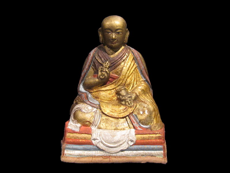 zanabazar mongolian monk