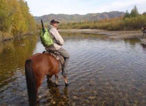 voyage de pêche mongolie