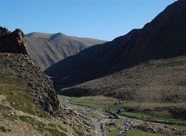 trek en mongolie UVS