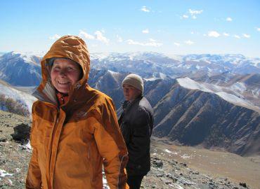 trek en mongolie