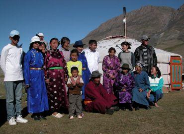 séjour en yourte mongole