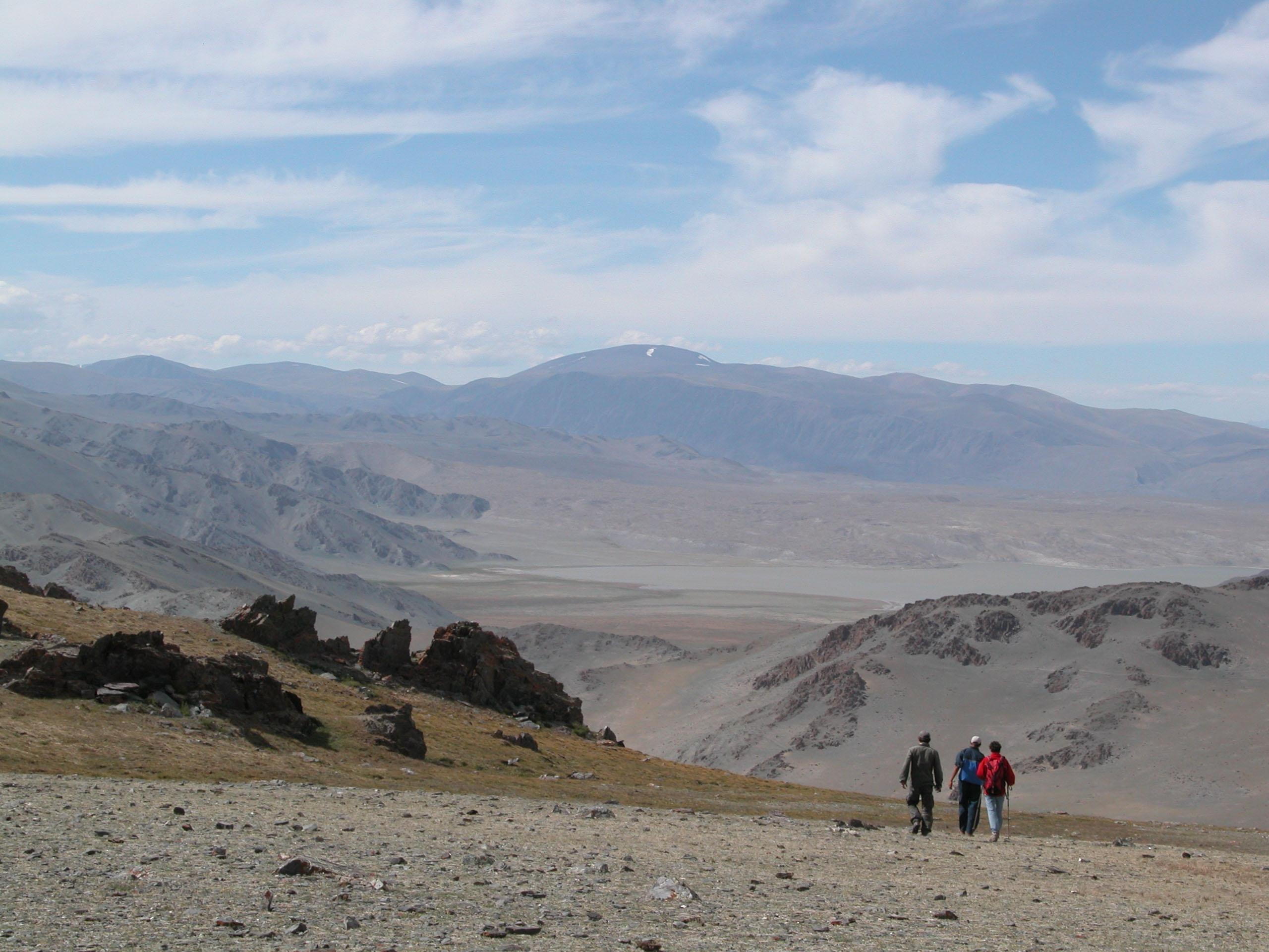 voyage désert de Gobi