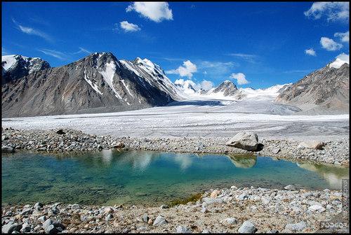 Trekking en Mongolie Altai Tavan Bogd