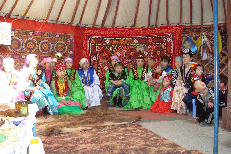 Ouest de Mongolie