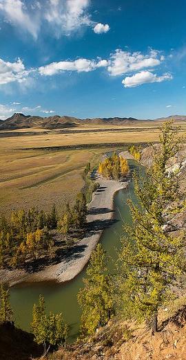 agence de voyage Mongolie